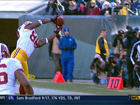 Video - Washington Redskins WR Pierre Garcon 29-yard catch