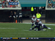 Watch: Chad Henne INT