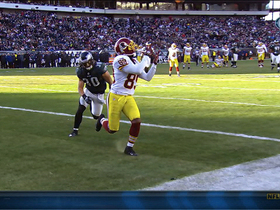 Video - Washington Redskins QB Robert Griffin III 22-yard TD throw