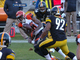 Watch: AJ Green fumble recovered by Steelers