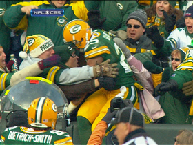 Video - Green Bay Packers RB Ryan Grant 7-yard TD run