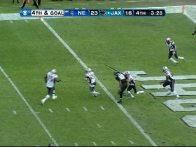 Video - Jacksonville Jaguars QB Chad Henne throws second INT