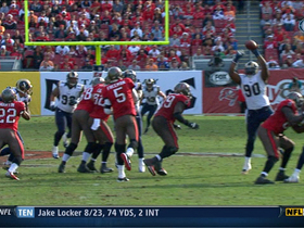 Video - Rams pick off Freeman for fourth time