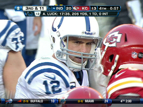 Video - Week 16: Andrew Luck highlights