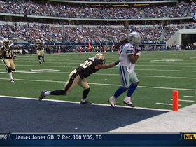 Video - Dallas Cowboys WR Dwayne Harris 16-yard TD