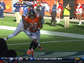 Video - Denver Broncos WR Demaryius Thomas 22-yard TD catch