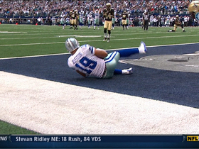 Video - Dallas Cowboys WR Miles Austin makes game-tying TD catch