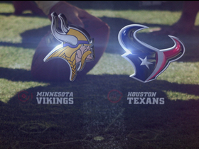 Video - Week 16: Vikings vs. Texans highlights