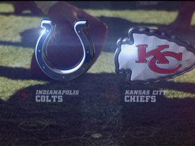 Video - Indianapolis Colts vs. Kansas City Chiefs highlights