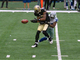 Watch: Colston fumbles, Graham recovers on 2-yard line
