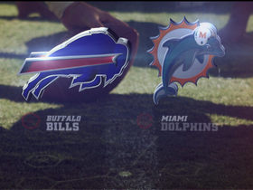 Video - Bills vs. Dolphins highlights