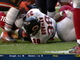 Watch: Bears recover fumble for TD