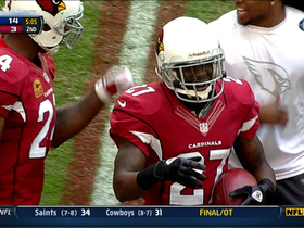 Video - Cardinals recover muffed punt