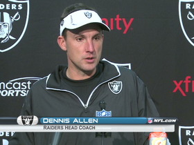 Video - Raiders postgame press conference