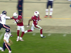 Cardinals return blocked FG for TD