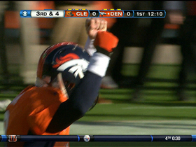 Video - Cleveland Browns vs. Denver Broncos highlights