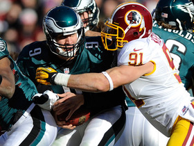 Video - GameDay: Washington Redskins vs. Philadelphia Eagles highlights