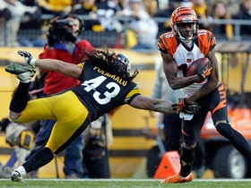 Video - GameDay: Cincinnati Bengals vs. Pittsburgh Steelers highlights