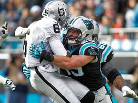 Video - GameDay: Oakland Raiders vs. Carolina Panthers highlights