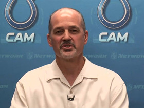 "Video - Indianapolis Colts head coach Chuck Pagano joins ""NFL Total Access"""