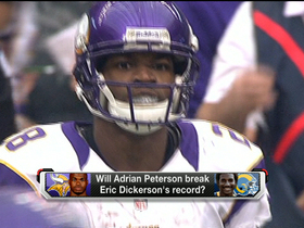 Video - L.T. on A.D: 'He has a good chance' of breaking record