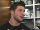 Watch: Tebow responds to &#039;Wildcat&#039; report
