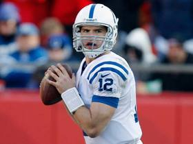Video - Should Indianapolis Colts quarterback Andrew Luck have made the Pro Bowl?