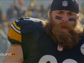Video - 'Sound FX': Pittsburgh Steelers head coach Mike Tomlin and defensive end Brett Keisel