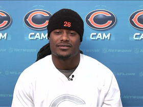 Video - Chicago Bears CB Tim Jennings and Bears hope to roar