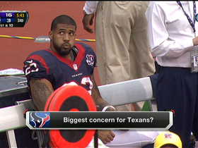 Video - Biggest concern for Texans?