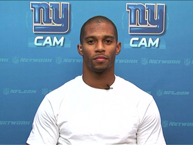 Video - Victor Cruz on New York Giants' playoff hopes
