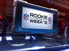 Video - Week 16: Pepsi MAX Rookie of the Week winner