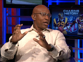 Video - Eric Dickerson: 'I don't want him to break my record'