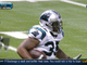 Watch: Mike Tolbert scores third TD
