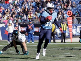 Video - Tennessee Titans RB Chris Johnson 2-yard touchdown