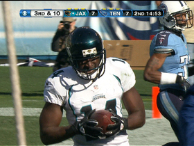 Video - Jacksonville Jaguars WR Justin Blackmon touchdown