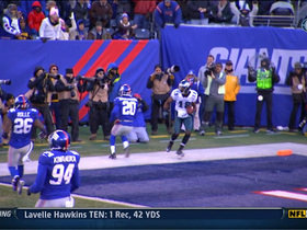 Watch: Maclin 7-yard touchdown