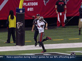 Video - Tampa Bay Buccaneers WR Mike Williams 8-yard touchdown catch