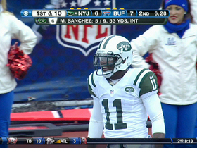Video - New York Jets WR Jeremy Kerley takes it for 40 yards