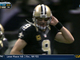 Watch: Drew Brees sets passing milestone