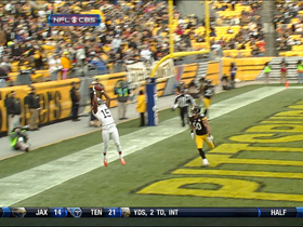 Watch: Lewis TD pass