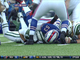 Watch: Bills sack Sanchez, recover fumble