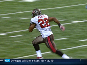 Video - Tampa Bay Buccaneers RB Doug Martin 40-yard touchdown run
