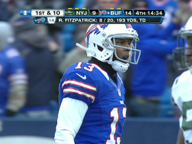 Video - Buffalo Bills WR Steve Johnson 37-yard catch