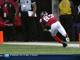 Video - Atlanta Falcons WR Harry Douglas 7-yard touchdown catch