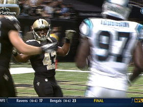 Video - New Orleans Saints RB Darren Sproles TD catch