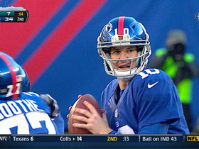Video - Week 17: New York Giants QB Eli Manning highlights