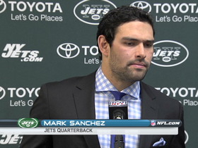 Video - Jets postgame press conference