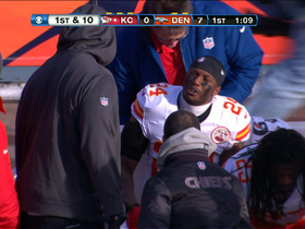 Video - Kansas City Chiefs cornerback Brandon Flowers 64-yard fumble return