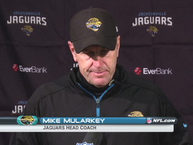 Video - Jaguars postgame press conference